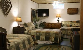 Lower Level Beds
